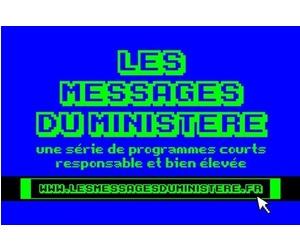 Les Messages du Ministère