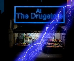 AT THE DRUGSTORE