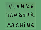 Viande Tambour Machine