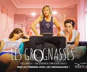 Les Grognasses
