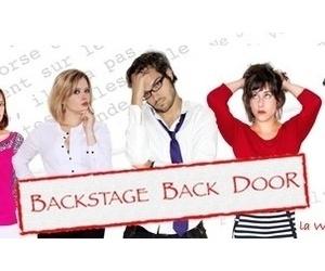 Backstage Back Door