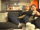 Les Grognasses - Les grognasses et la télé