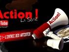 Action ! - l'entrée des artistes