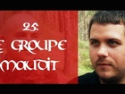 Comptines Barbares - le groupe maudit