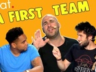 Feat. - Squatter le plateau de la first team
