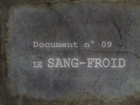 FRONT- ANTI- ZOMBIE - Sang-froid