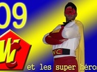 Wonder Captain - wc et les super-héros