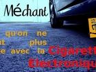 Ce qu'on ne peut plus faire avec La Cigarette Electronique - le méchant