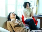 Divin divan - Christine se sent seule