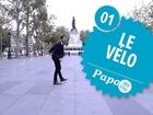 Papa, la web série - Le vélo